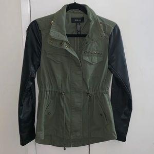 Style & Co Utility Jacket S